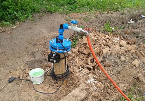 Скважины на воду в Домодедовском районе